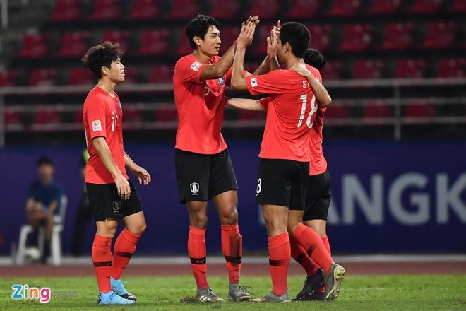 truc tiep U23 Han Quoc vs Uzbekistan anh 25