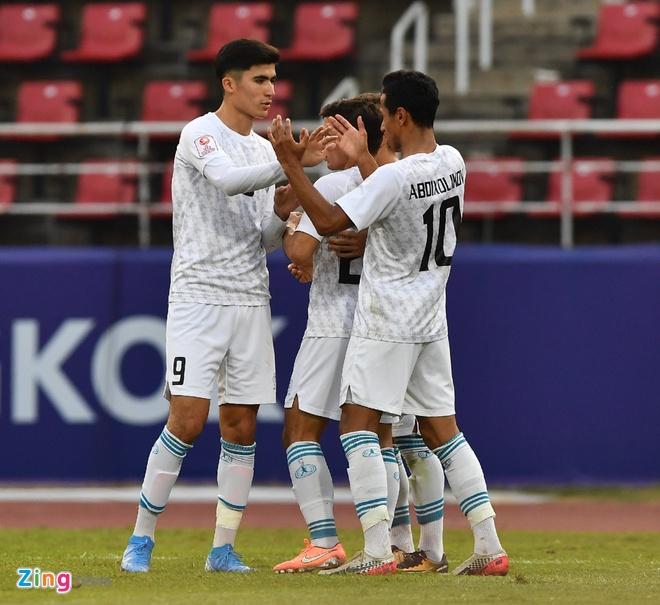 truc tiep U23 Han Quoc vs Uzbekistan anh 26