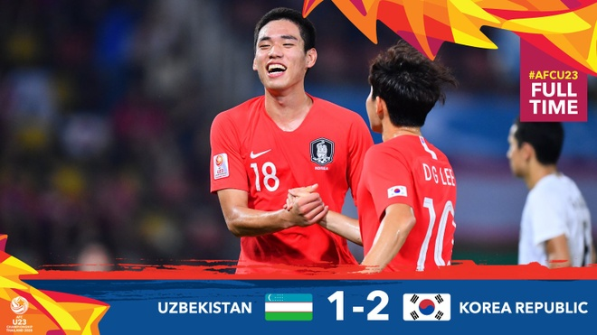 truc tiep U23 Han Quoc vs Uzbekistan anh 27