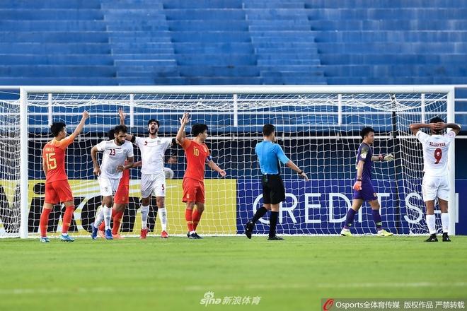 U23 Trung Quoc vs Iran anh 13