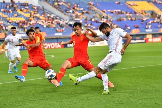 U23 Trung Quoc vs Iran anh 11
