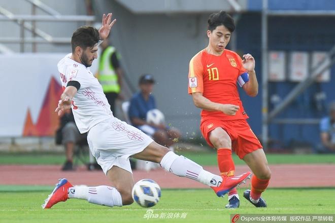 U23 Trung Quoc vs Iran anh 8