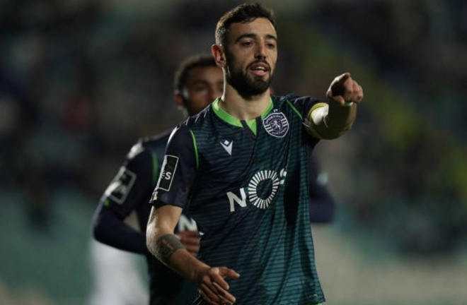 Ly do Man Utd chua the ra mat tan binh Bruno Fernandes hinh anh 1 1.jpg