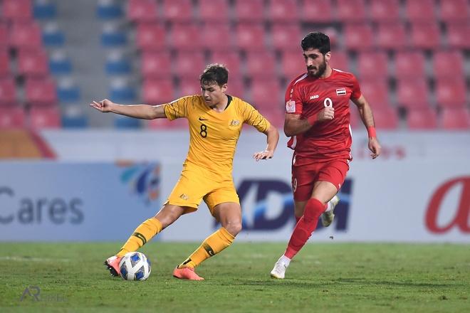 U23 Australia lan dau vao ban ket chau A sau tran chien 120 phut hinh anh 11 AFC_U_23_CHAMPIONSHIP_2020_Match_40_.jpg
