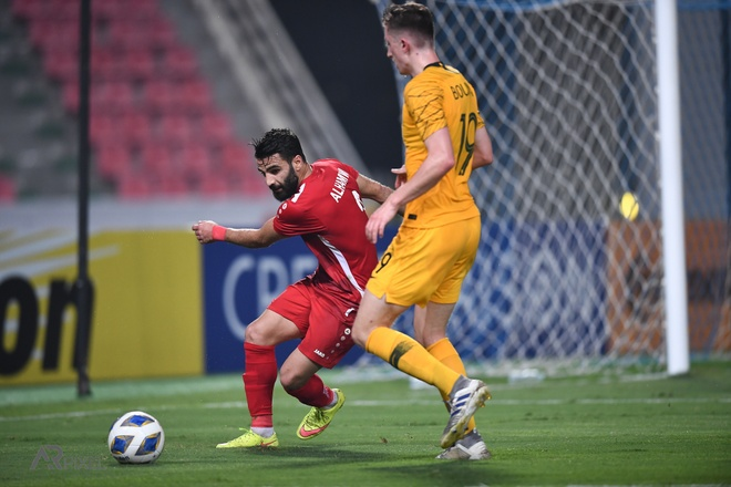 U23 Australia lan dau vao ban ket chau A sau tran chien 120 phut hinh anh 13 AFC_U_23_CHAMPIONSHIP_2020_Match_44_.jpg