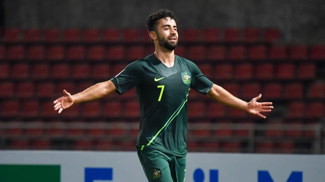 U23 Australia lan dau vao ban ket chau A sau tran chien 120 phut hinh anh 2 Ramy_Najjarine.jpg