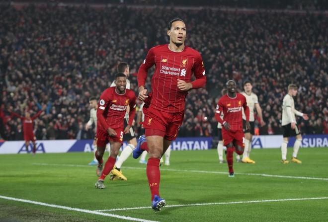 truc tiep Liverpool vs MU anh 1