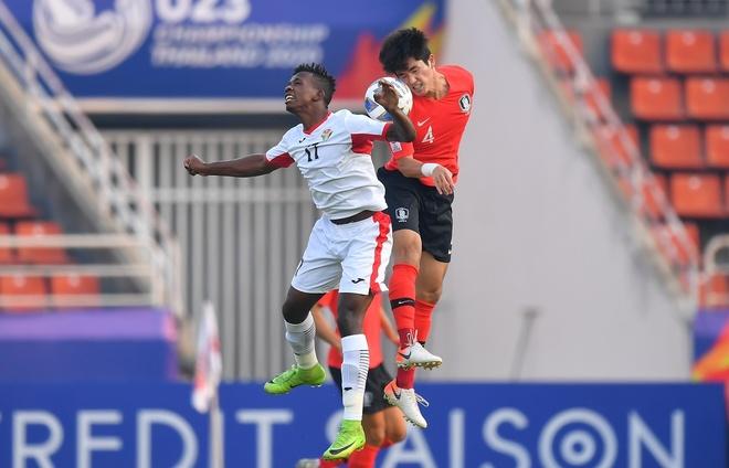 U23 Han Quoc danh bai Jordan bang ban thang o phut bu gio hinh anh 9 AFC_U_23_CHAMPIONSHIP_2020_Match.jpg