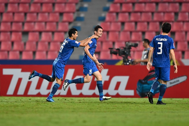 De bep UAE 5-1, U23 Uzbekistan gianh quyen vao ban ket chau A hinh anh 13 AFC_U_23_CHAMPIONSHIP_2020_Match_18_.jpg