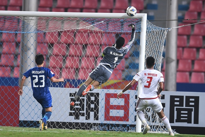 De bep UAE 5-1, U23 Uzbekistan gianh quyen vao ban ket chau A hinh anh 17 AFC_U_23_CHAMPIONSHIP_2020_Match_21_.jpg