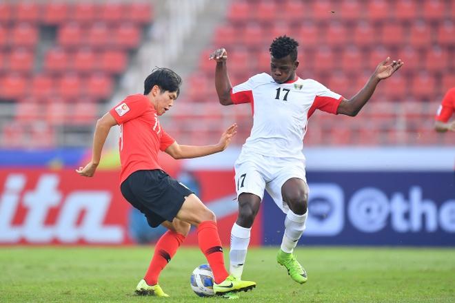 U23 Han Quoc danh bai Jordan bang ban thang o phut bu gio hinh anh 10 AFC_U_23_CHAMPIONSHIP_2020_Match_4_.jpg