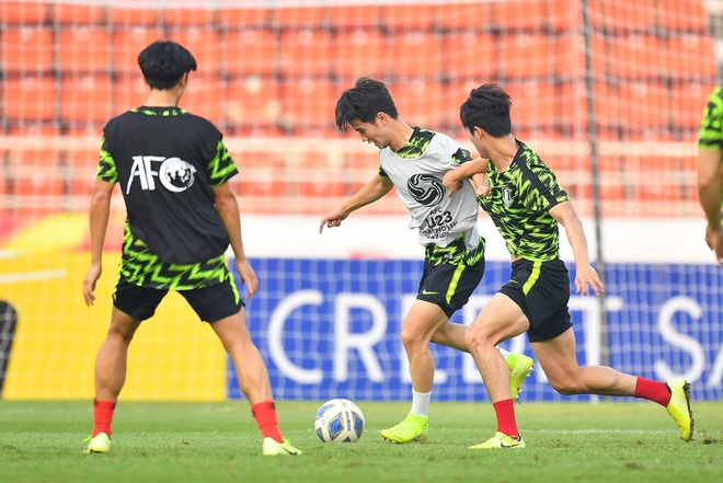 U23 Han Quoc danh bai Jordan bang ban thang o phut bu gio hinh anh 5 AFC_U_23_CHAMPIONSHIP_2020_Pre_Match_.jpg