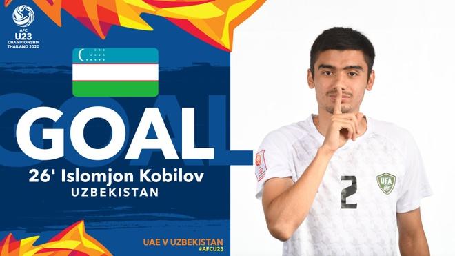 De bep UAE 5-1, U23 Uzbekistan gianh quyen vao ban ket chau A hinh anh 14 EOpfl42UcAIBGzA.jpg