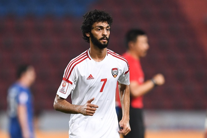 De bep UAE 5-1, U23 Uzbekistan gianh quyen vao ban ket chau A hinh anh 10 EOpgahOUYAALYL1.jpg