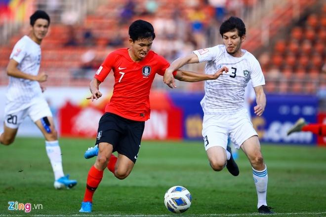 U23 Han Quoc danh bai Jordan bang ban thang o phut bu gio hinh anh 2 z.jpg