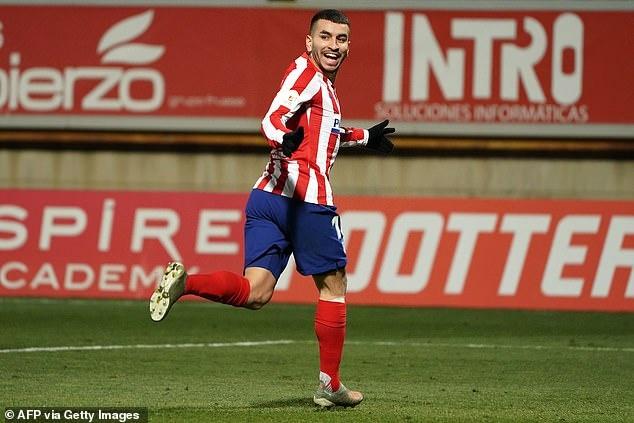 Atletico Madrid thua nguoc doi hang ba o Copa del Rey hinh anh 2 5.JPG