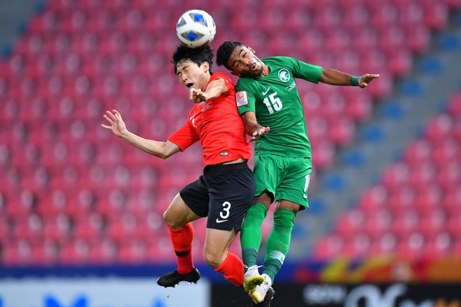 Ha Saudi Arabia, U23 Han Quoc lan dau vo dich chau A hinh anh 15 AFC_U_23_CHAMPIONSHIP_2020_Match.jpg
