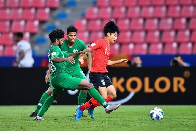 Ha Saudi Arabia, U23 Han Quoc lan dau vo dich chau A hinh anh 18 AFC_U_23_CHAMPIONSHIP_2020_Match_4_.jpg