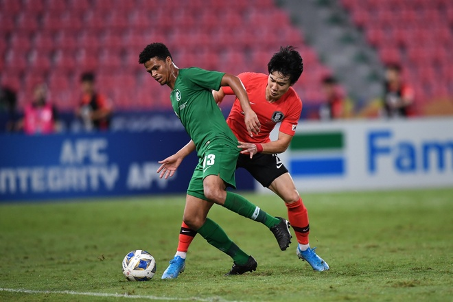 Ha Saudi Arabia, U23 Han Quoc lan dau vo dich chau A hinh anh 20 AFC_U_23_CHAMPIONSHIP_2020_Match_6_.jpg