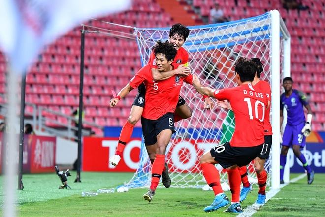 Ha Saudi Arabia, U23 Han Quoc lan dau vo dich chau A hinh anh 21 AFC_U_23_CHAMPIONSHIP_2020_Match_7_.jpg