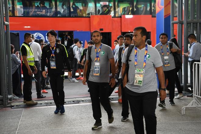Ha Saudi Arabia, U23 Han Quoc lan dau vo dich chau A hinh anh 8 AFC_U_23_CHAMPIONSHIP_2020_Pre_Match.jpg