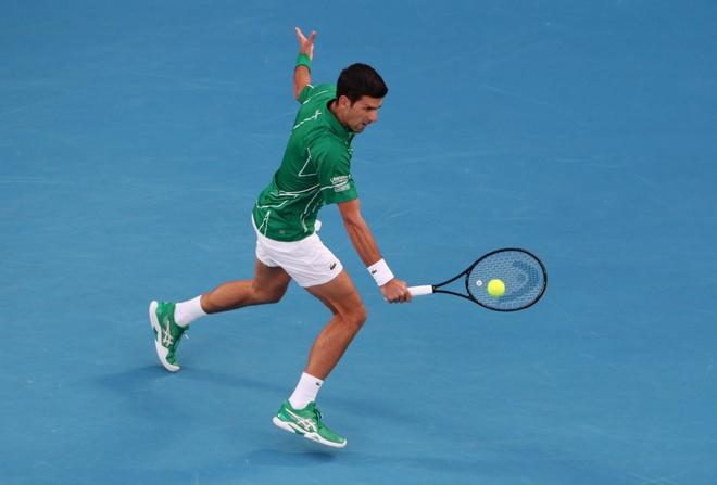 Ha Thiem sau 5 set, Djokovic lan thu 8 vo dich Australian Open hinh anh 15 2020_02_02T085621Z_957457885_UP1EG220OTX4O_RTRMADP_3_TENNIS_AUSOPEN.JPG
