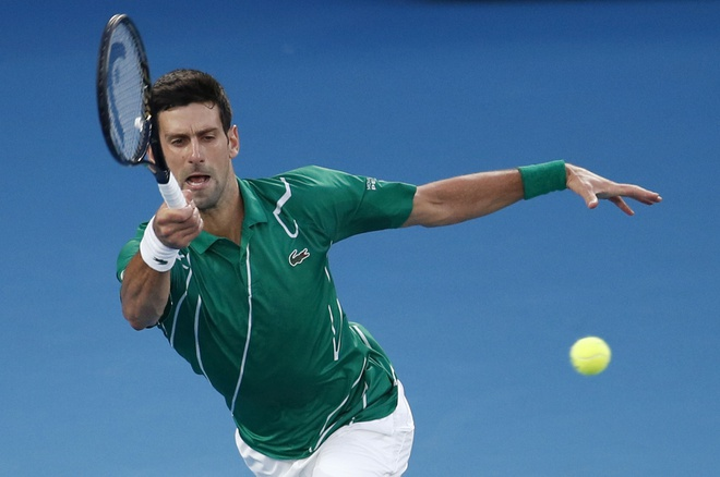 Ha Thiem sau 5 set, Djokovic lan thu 8 vo dich Australian Open hinh anh 19 2020_02_02T092100Z_425560754_UP1EG220PZ05V_RTRMADP_3_TENNIS_AUSOPEN.JPG