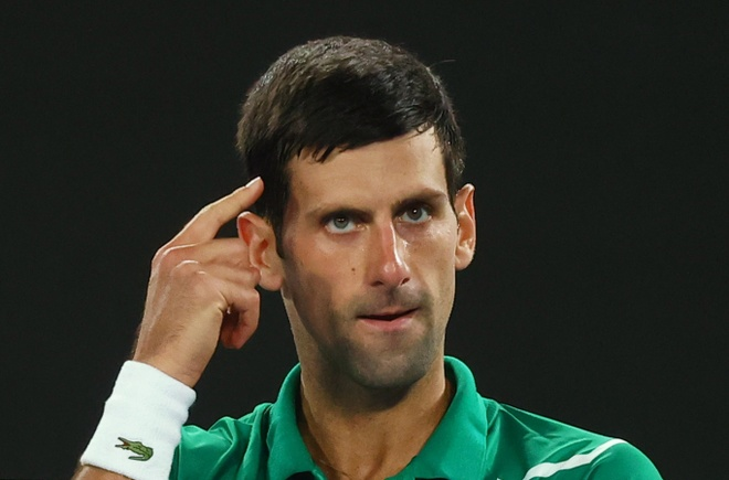 Ha Thiem sau 5 set, Djokovic lan thu 8 vo dich Australian Open hinh anh 24 2020_02_02T095855Z_1934722230_UP1EG220RQ76Y_RTRMADP_3_TENNIS_AUSOPEN.JPG