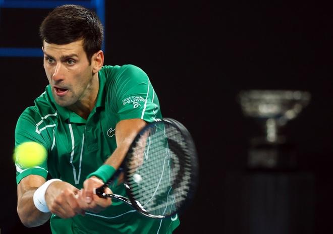 Ha Thiem sau 5 set, Djokovic lan thu 8 vo dich Australian Open hinh anh 35 2020_02_02T110811Z_75532558_UP1EG220UXN93_RTRMADP_3_TENNIS_AUSOPEN.JPG