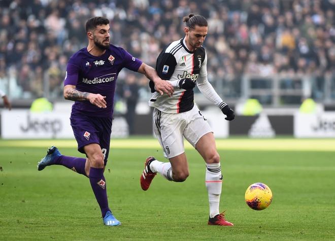 Juventus 3-0 Fiorentina: Ronaldo lap cu dup tu cham phat den hinh anh 7 2020_02_02T115304Z_2132294560_RC2BSE98ASVQ_RTRMADP_3_SOCCER_ITALY_JUV_FIO_REPORT.JPG