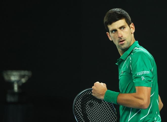 Ha Thiem sau 5 set, Djokovic lan thu 8 vo dich Australian Open hinh anh 41 2020_02_02T121048Z_188965746_UP1EG220XU0A9_RTRMADP_3_TENNIS_AUSOPEN.JPG