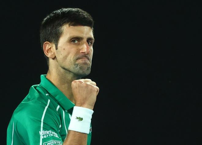 Ha Thiem sau 5 set, Djokovic lan thu 8 vo dich Australian Open hinh anh 43 2020_02_02T124151Z_689904210_UP1EG220Z9RAP_RTRMADP_3_TENNIS_AUSOPEN.JPG