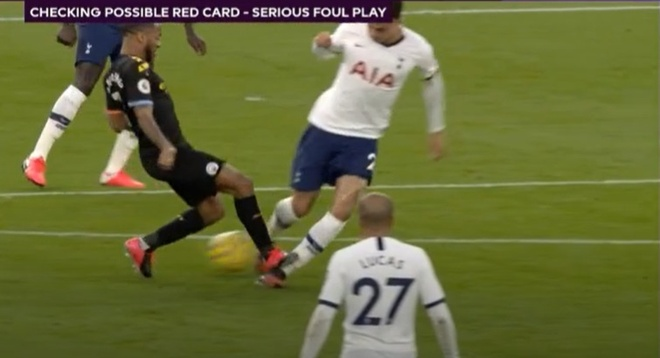 Son Heung-min toa sang, Tottenham thang Man City 2-0 hinh anh 16 Untitled_1.jpg