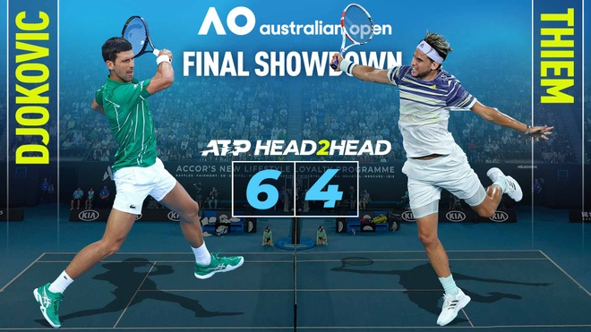 Ha Thiem sau 5 set, Djokovic lan thu 8 vo dich Australian Open hinh anh 5 ao_h2h_f_djo_thi_1920x0180.jpg