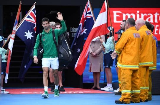 Ha Thiem sau 5 set, Djokovic lan thu 8 vo dich Australian Open hinh anh 10 t2.jpeg