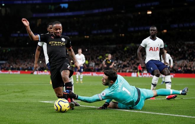 Son Heung-min toa sang, Tottenham thang Man City 2-0 hinh anh 21 2020_02_02T171657Z_294054278_RC2HSE9ER5CC_RTRMADP_3_SOCCER_ENGLAND_TOT_MCI_REPORT.JPG