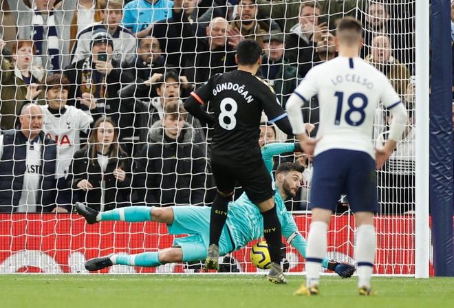 Son Heung-min toa sang, Tottenham thang Man City 2-0 hinh anh 20 2020_02_02T171818Z_1586272356_RC2HSE9J3DKJ_RTRMADP_3_SOCCER_ENGLAND_TOT_MCI_REPORT.JPG