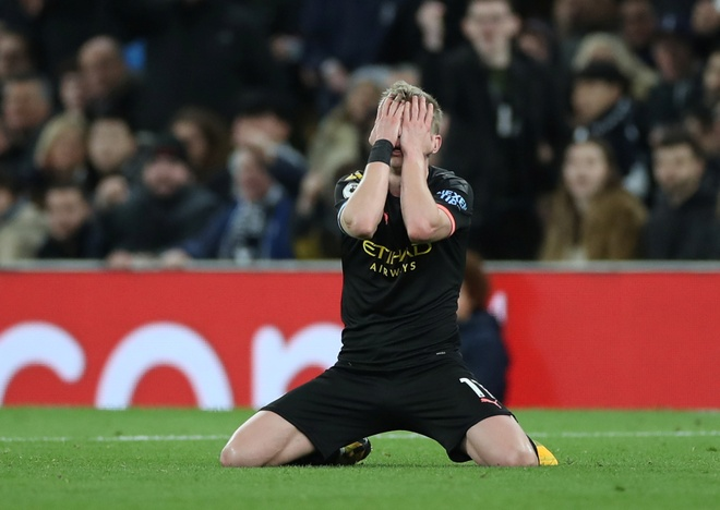 Son Heung-min toa sang, Tottenham thang Man City 2-0 hinh anh 25 2020_02_02T175347Z_1885886363_RC2HSE92EVMU_RTRMADP_3_SOCCER_ENGLAND_TOT_MCI_REPORT.JPG