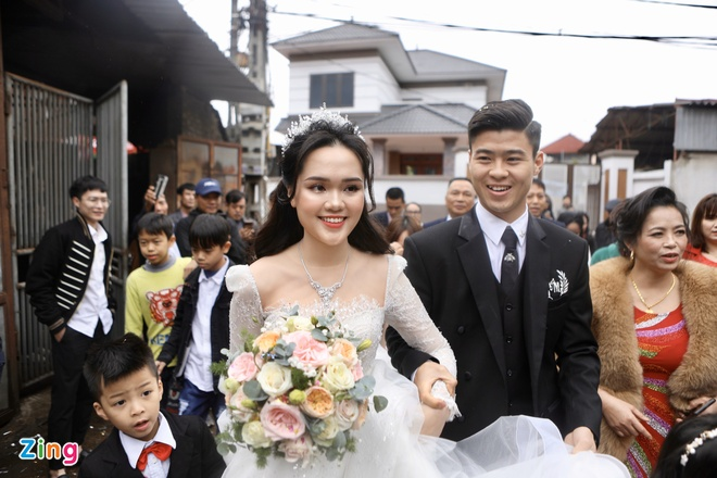 Dam cuoi Duy Manh Quynh Anh anh 38