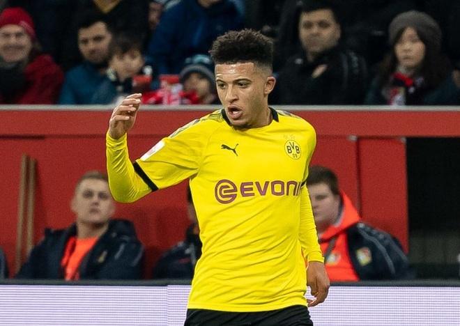 Jadon Sancho roi Dortmund anh 1