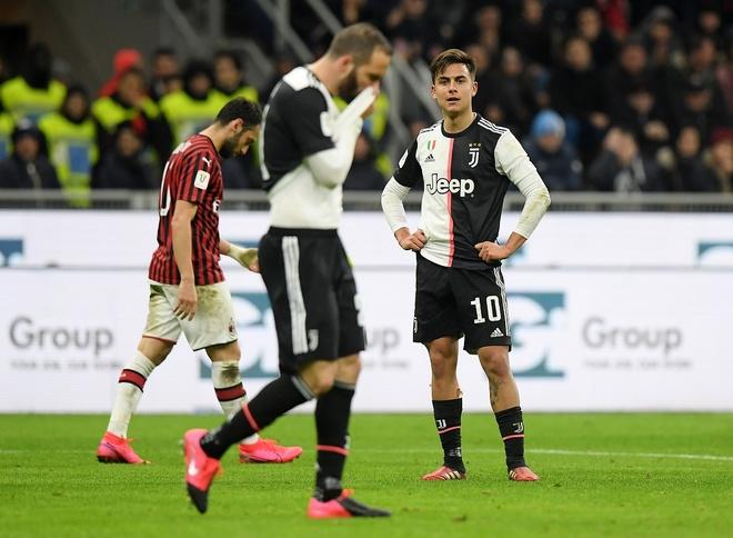 Ronaldo lap cong trong ngay doi dau Ibrahimovic hinh anh 20 2020_02_13T213349Z_1360096122_RC2XZE9TPY4A_RTRMADP_3_SOCCER_ITALY_MIL_JUV_REPORT.JPG