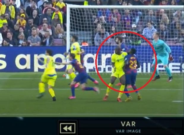 truc tiep Barca vs Getafe anh 14
