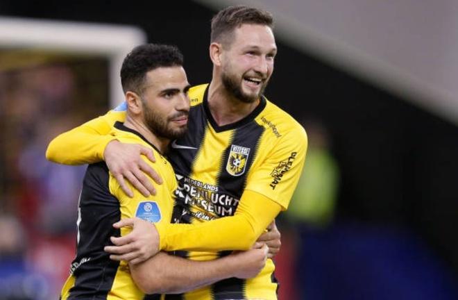 Vitesse 4-2 Heerenveen: Tham hoa hang phong ngu hinh anh 19 sa_6.JPG