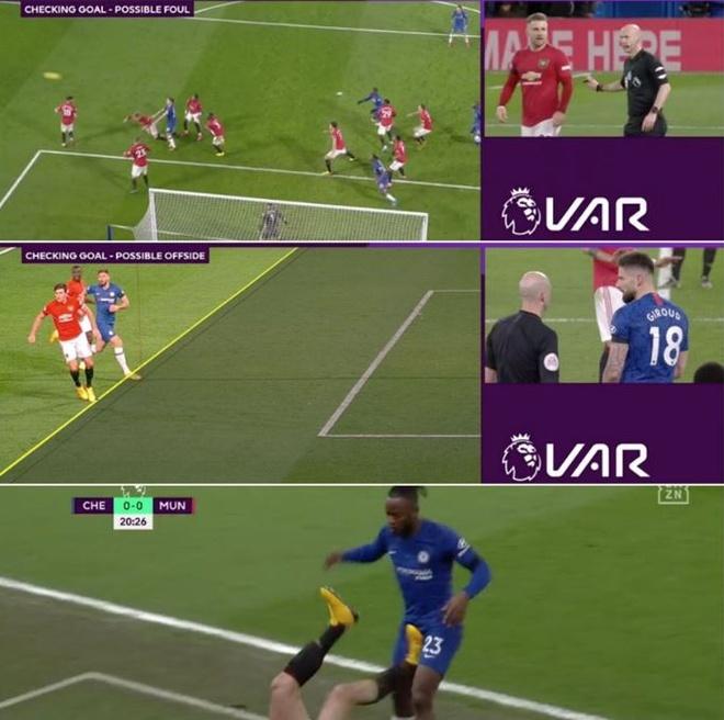 3 lan VAR giup MU huong loi trong tran thang Chelsea hinh anh 1 var.JPG