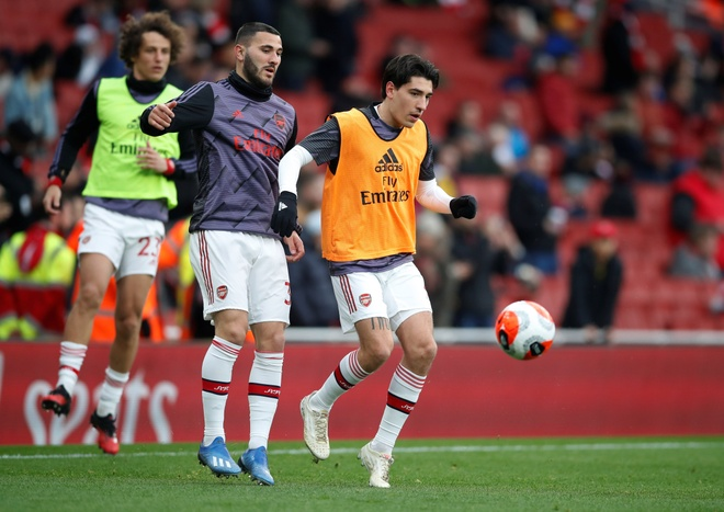 Arsenal 3-2 Everton: Ruot duoi ty so hap dan hinh anh 9 2020_02_23T161339Z_467765921_RC2G6F99ZRAF_RTRMADP_3_SOCCER_ENGLAND_ARS_EVE_REPORT.JPG