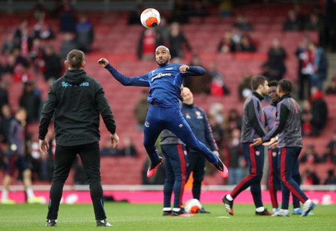 Arsenal 3-2 Everton: Ruot duoi ty so hap dan hinh anh 8 2020_02_23T161535Z_1895442684_RC2G6F94DOFT_RTRMADP_3_SOCCER_ENGLAND_ARS_EVE_REPORT.JPG