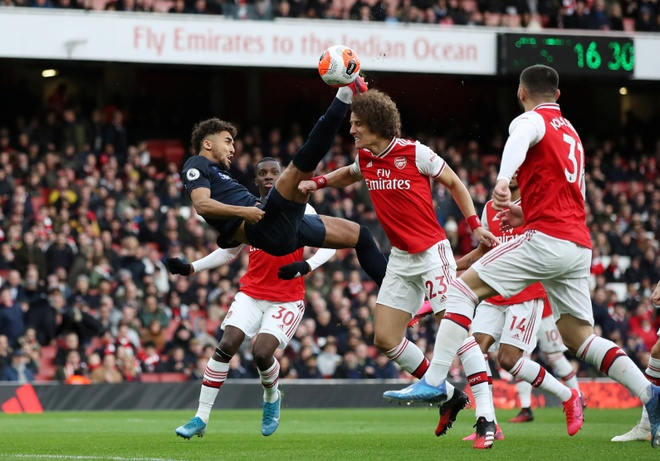 Arsenal 3-2 Everton: Ruot duoi ty so hap dan hinh anh 10 2020_02_23T163346Z_2016694129_RC2G6F9708P6_RTRMADP_3_SOCCER_ENGLAND_ARS_EVE_REPORT.JPG