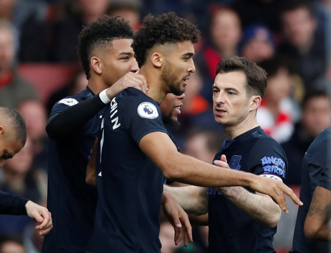 Arsenal 3-2 Everton: Ruot duoi ty so hap dan hinh anh 11 2020_02_23T163608Z_1435672203_RC2G6F9PT03T_RTRMADP_3_SOCCER_ENGLAND_ARS_EVE_REPORT.JPG