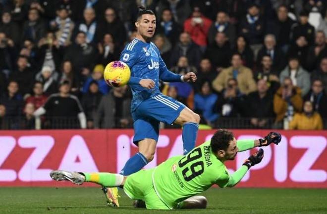 Ronaldo toa sang, Juventus xay chac ngoi dau Serie A hinh anh 8 22.JPG