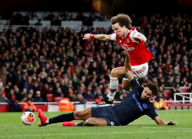 Arsenal 3-2 Everton: Ruot duoi ty so hap dan hinh anh 23 2020_02_23T175752Z_1036259524_RC2H6F9JZQK4_RTRMADP_3_SOCCER_ENGLAND_ARS_EVE_REPORT.JPG